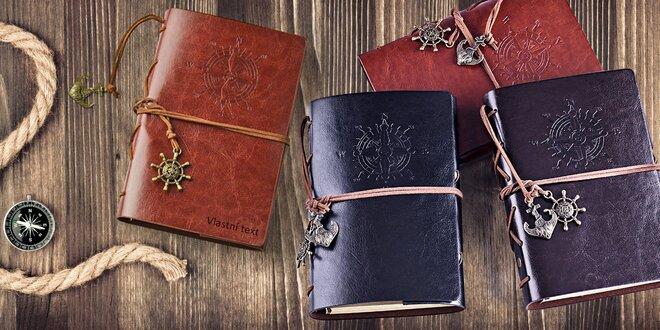 Zápisníky či deníky s gravírováním na přání