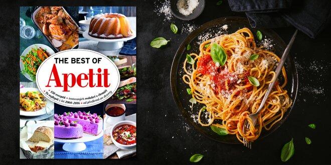 The Best of Apetit: velká kuchařka plná receptů