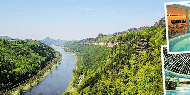 Výlet romantickým údolím Labe do lázní Bad Schandau