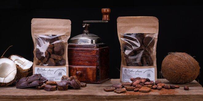 Datlové bonbony: káva, kešu, perník i další chutě