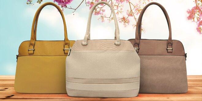 Dámské kabelky Urban Style s vyráženým vzorem