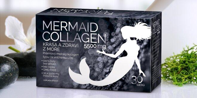Mořský kolagen pro krásu a omlazení pleti