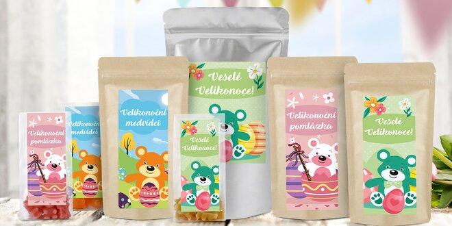 Velikonoční balení medvídkových čajů