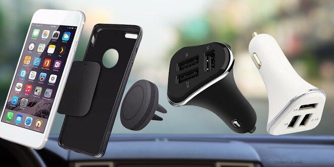 USB autonabíječka až pro 3 zařízení