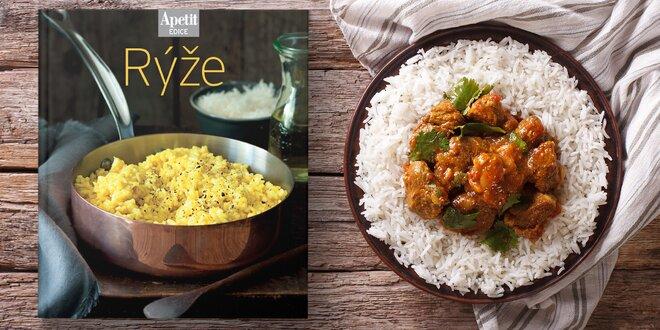 Exotika na talíři: kuchařka z edice Apetit – Rýže