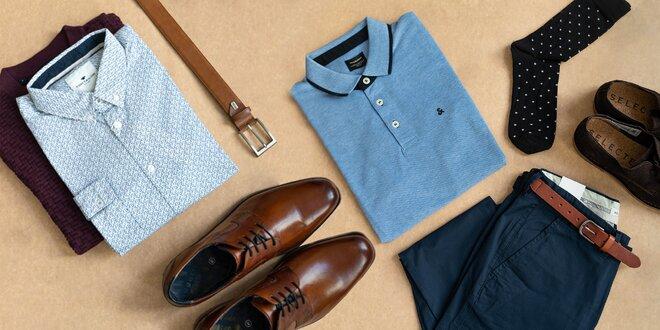 Voucher na pánské oblečení podle výběru stylistky