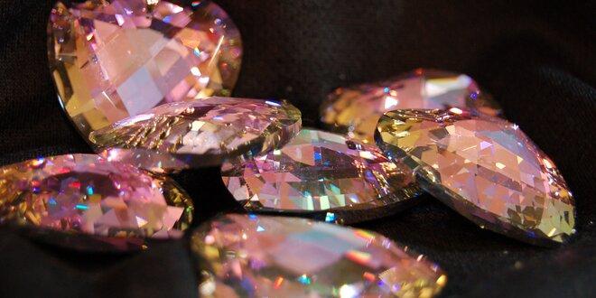 Na zavěšení: Feng Shui krystaly v dárkové krabičce