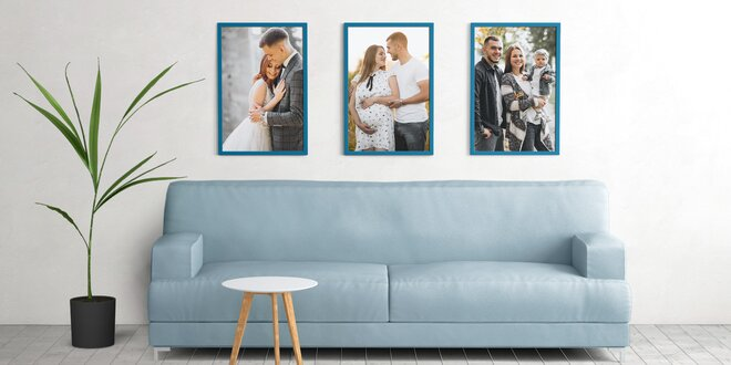 Maxi fotografie: digitální tisk na křídový papír