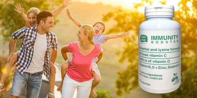 Imunita na maximum: Nutri clinic Immunity Booster