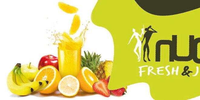 180 Kč za výrobky od NUDE Fresh & Juicy v hodnotě 400 Kč. Sleva 55%!