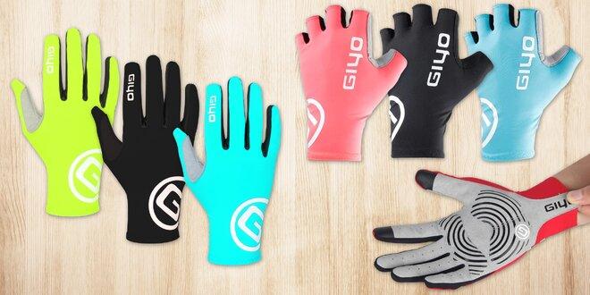 Profesionální gelové rukavice pro cyklisty