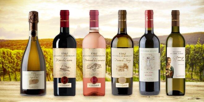 Suchá červená vína z Itálie: 6 druhů