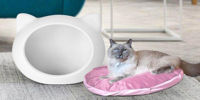 Kvalitní pelíšky a polštáře pro psy a kočky