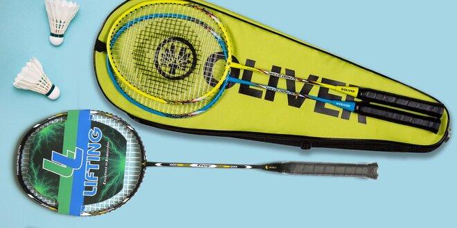 Badmintonový set nebo raketa Lifting Troy