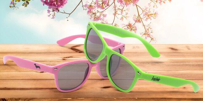 Dětské sluneční brýle Wayfarer v mnoha barvách