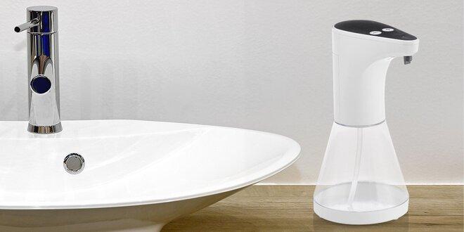 Automatický dávkovač mýdla s čidlem: objem 520 ml