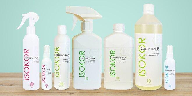 Přírodní čističe: všestranné i na kůži a textil