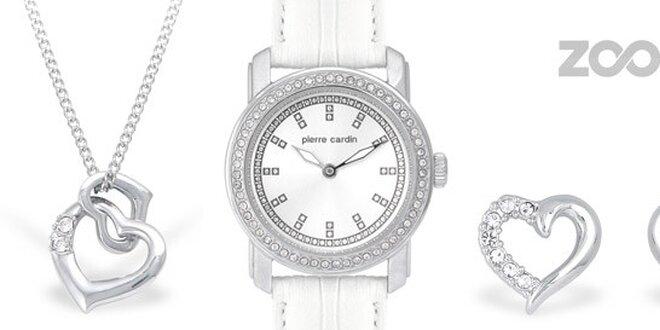 Sada šperků a hodinek Pierre Cardin  f65f15eecc