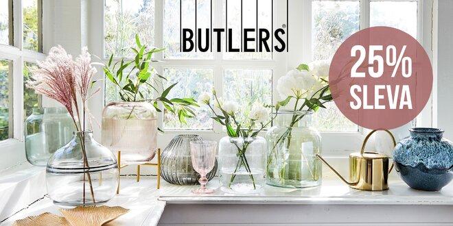 25% sleva do Butlers: nábytek, doplňky a dárky