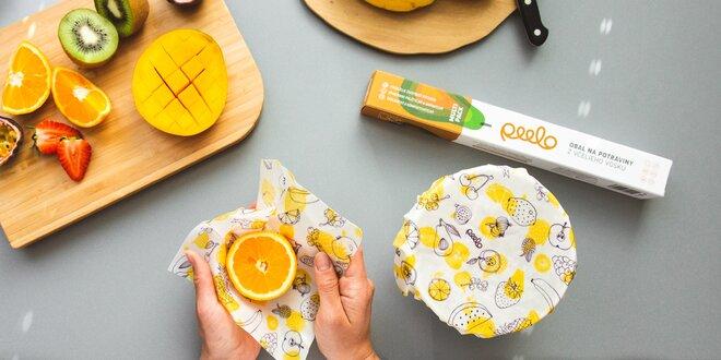 Udržte jídlo déle čerstvé: voskový obal na potraviny