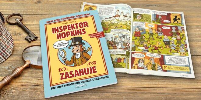 Inspektor Hopkins: Nejlepší dětský komiks roku 2019