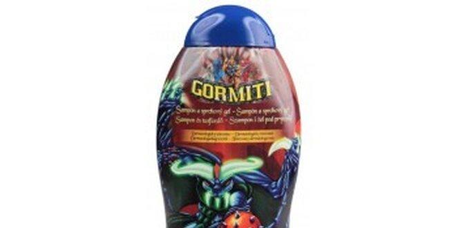 Gormiti lidé temna 2v1 šampon a sprchový gel 300ml