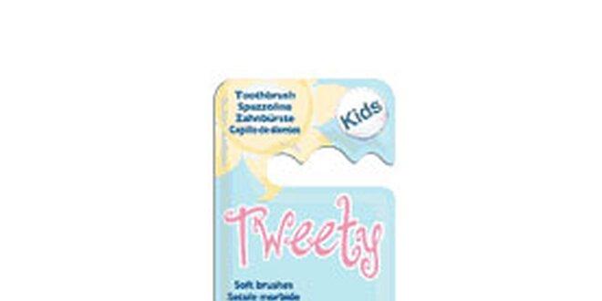 Tweety dětský zubní kartáček