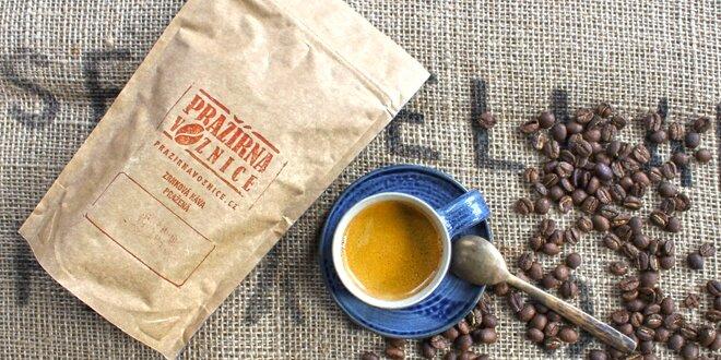 Degustační balíček i podzimní směs kávy a plecháček