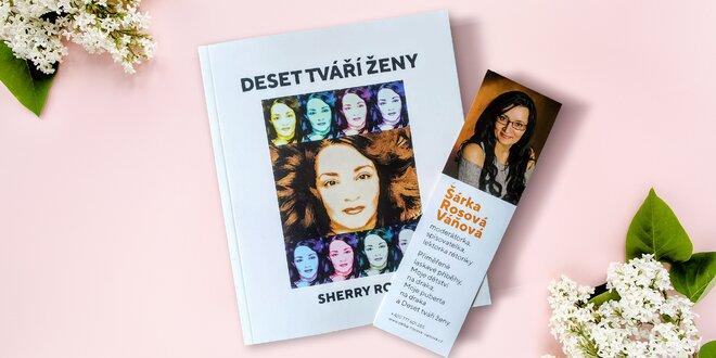 Kniha Deset tváří ženy plná erotiky + bonus