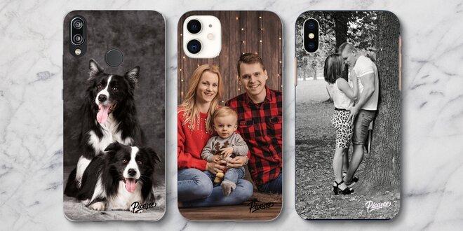 Kryty na telefon Picasee s vlastní fotografií