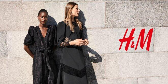Dárkový poukaz do všech prodejen i e-shopu H&M
