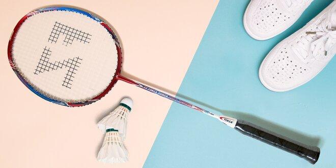 Závodní badmintonová raketa FZ Power 988 S