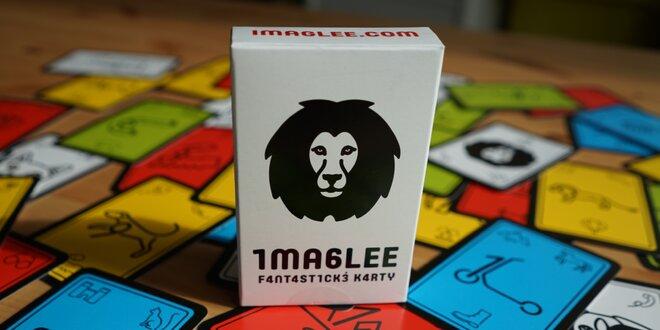 Karty Imaglee: nekonečná zábava, učení a kreativita