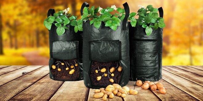Zahradní pěstitelský pytel nejen na brambory