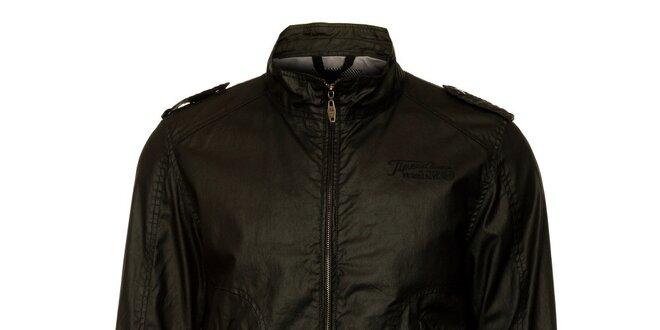 Pánská černá bunda Timeout
