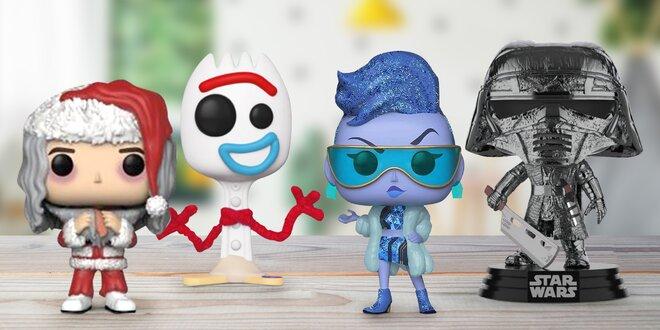 Sběratelské figurky Funko POP!: 20 druhů