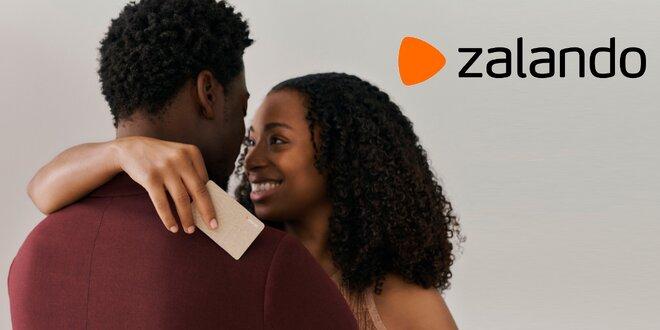 Dárkové poukazy na celý sortiment e-shopu Zalando