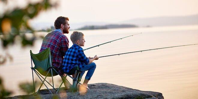 Rybářské pruty: přívlačové, kaprařské i na dravce