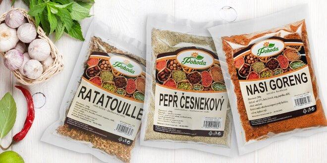Speciality od Pohody: koření, které dá pokrmům říz
