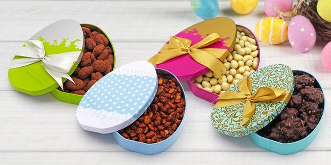 Sladké velikonoční dobroty: mandle, brusinky i arašídy