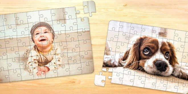 Puzzle z vlastní fotografie: 24 nebo 48 dílků