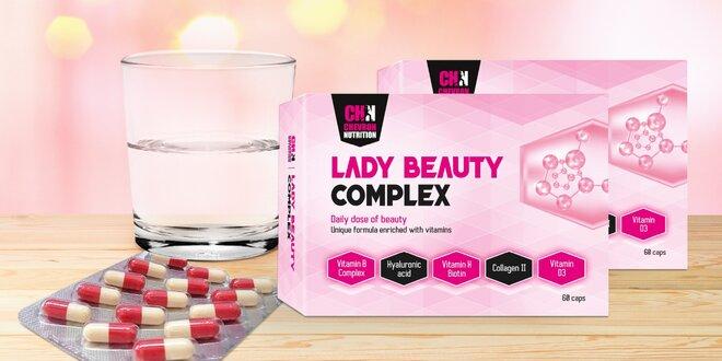 Lady Beauty komplex: doplněk pro ženy, 120 tablet
