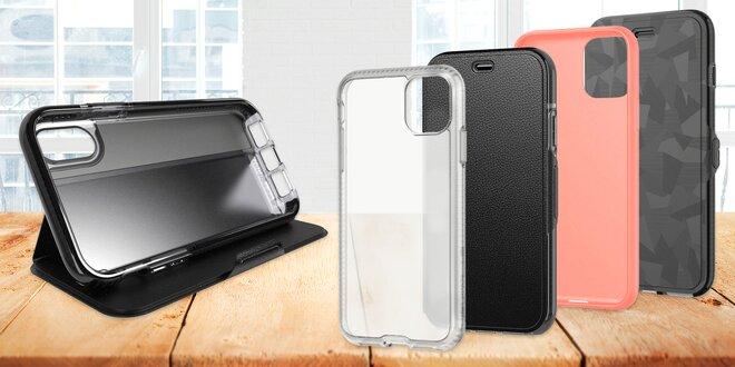 Plastové obaly na iPhone i pouzdra s funkcí peněženky