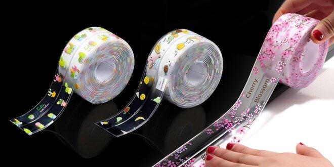 Silikonové pásky k ochraně rohů, varných desek atd.
