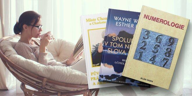 5 nebo 10 knih vlastního výběru z edice Pro radost