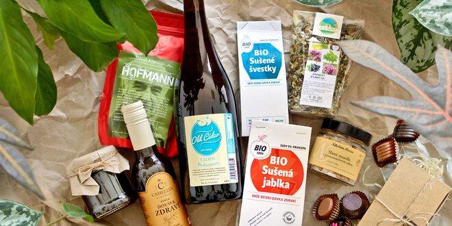 Podpořte sociální podniky nákupem delikates