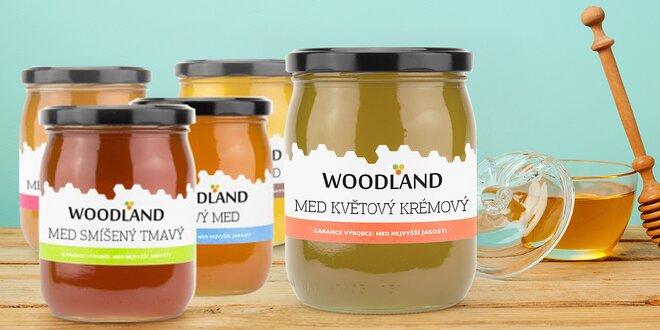 Kvalitní a chutné medy: akátový, lipový i světlý květový