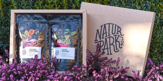 Degustační balíčky výběrových zrnkových káv