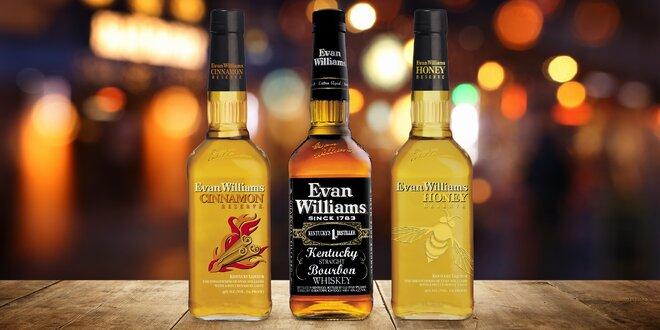 Americký bourbon: extra stařený, s medem i skořicí