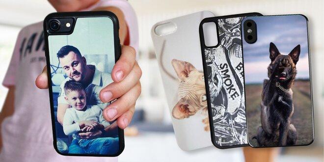 Kryt s vlastní fotografií na iPhone: 4S až 11